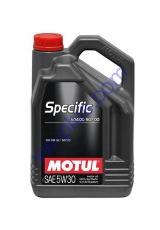 MOTUL SPECIFIC 504 00 / 507 00 SAE 5W30 (5л), 838751