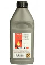 Ferodo Тормозная жидкость DOT 4 (1л)