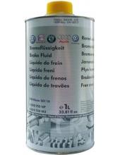 B000750M3 Жидкость тормозная 1л