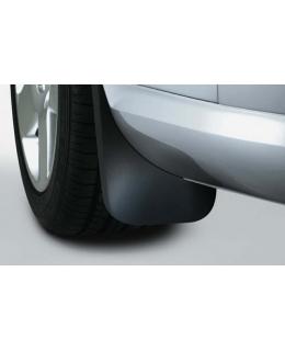 Брызговики задние Audi A8 2010-2013 - 4H0075101