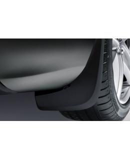 Брызговики задние Audi A4 для автомобилей без пакета S-Line - 8W5075101