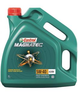 CASTROL Magnatec 5W-40 A3/B4 (4л)