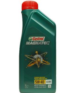 CASTROL Magnatec 5W-40 A3/B4 (1л)