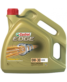 CASTROL EDGE TITANIUM FST 0W-30 (4л)
