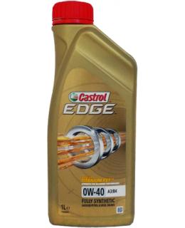 CASTROL EDGE TITANIUM FST 0W-40 (1л)