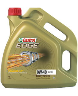 CASTROL EDGE TITANIUM FST 0W-40 (4л)