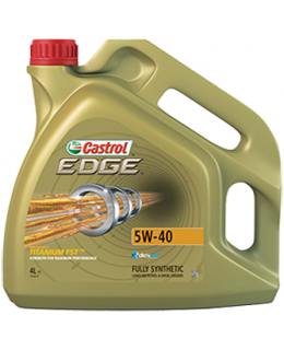 CASTROL EDGE TITANIUM FST 5W-40 (4л)