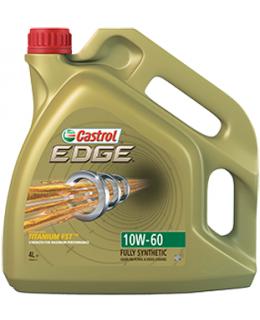 CASTROL EDGE TITANIUM FST 10W-60 (4л)