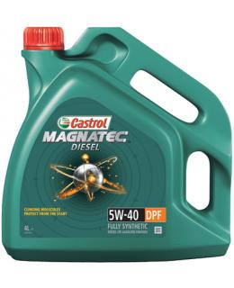 CASTROL Magnatec Diesel 5W-40 DPF (4л)