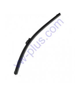 Щётка стеклоочистителя переднего, бескаркасная под штырь левая 1 шт. (Skoda Rapid) 5JB955425
