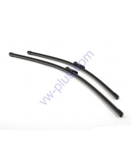 Щётки стеклоочистителя переднего, бескаркасные 680/515мм, к-т (A8 2010>) 4H1998002B