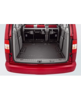Коврик в багажник Volkswagen Caddy 2008-2010 - 2K3061181 для пяти-, семиместных