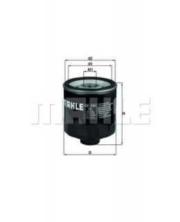 KNECHT Фильтр масляный OC295