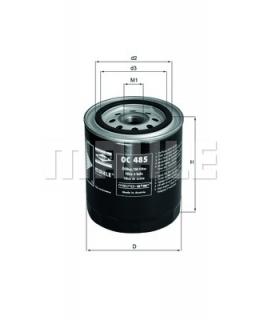 KNECHT Фильтр масляный OC485