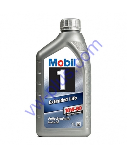 Mobil 1 EXTENDED LIFE 10W-60, 1л