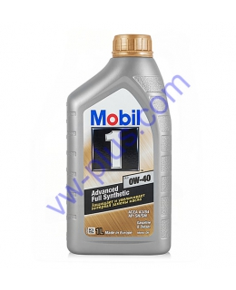 Mobil 1 New Life 0W-40, 1л