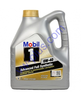 Mobil 1 New Life 0W-40, 4л