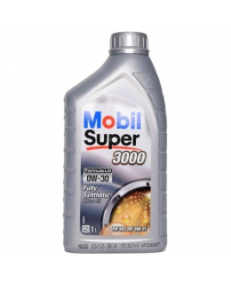 Mobil SUPER 3000 F-LD 0W-30, 1л