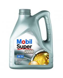 Mobil Super 3000 XE 5W-30, 4л