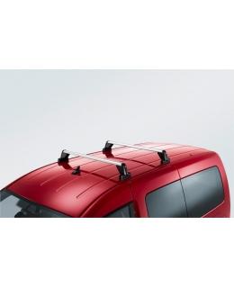Поперечные рейлинги для багажной системы Volkswagen Caddy 2008-2010, Caddy 2011> - 2K0071126