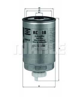 KNECHT Фильтр топливный KC18