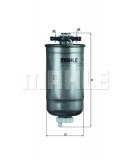 KNECHT Фильтр топливный KL147D