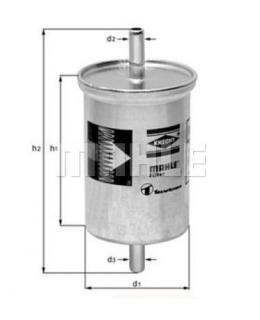 KNECHT Фильтр топливный KL2