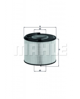 KNECHT Фильтр топливный KX192D