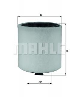 KNECHT Фильтр воздушный LX2831