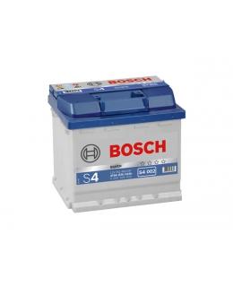 Аккумулятор Bosch S4 Silver 52Ah, EN 470, 0092S40020