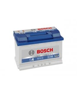 Аккумулятор Bosch S4 Silver 74Ah, EN 680, 0092S40080