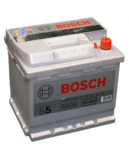Аккумулятор Bosch S5 Silver Plus 54Ah, EN530, 0092S50020