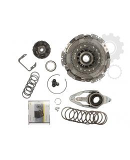LUK Сцепление, комплект  7-ступенчатый DSG 602000100