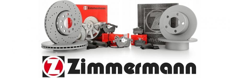 Тормозная система Zimmermann